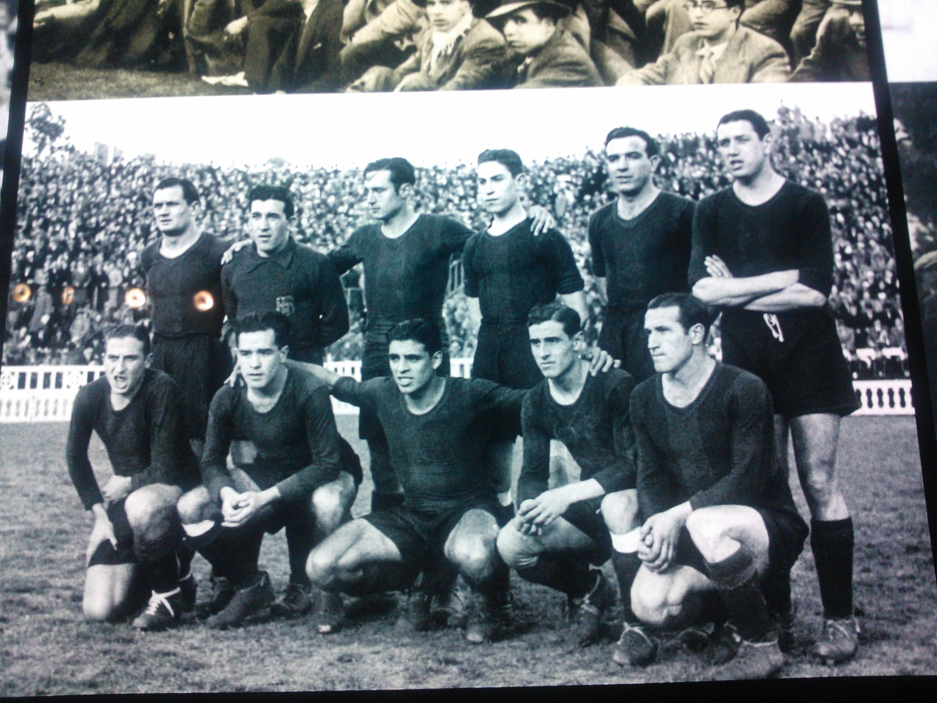 Camp Nou History