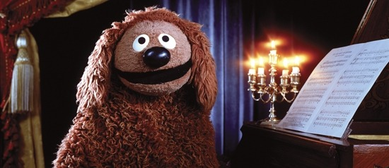 Rowlf from the Muppets my alter hair ego!