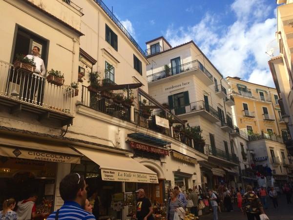 Luce Living: Residenza Luce a 2 minute walk from Amalfi Marina